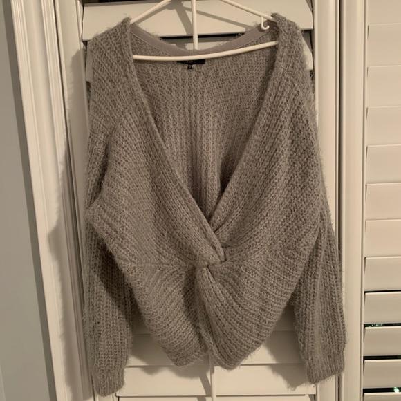 Mendocino Chunky Sweater